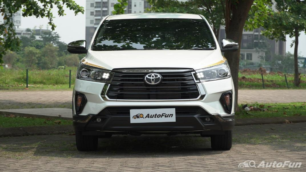 2021 Toyota Kijang Innova Exterior 002