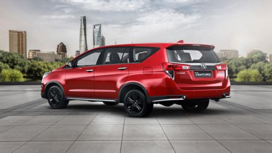 Toyota Venturer 2019 Exterior 003
