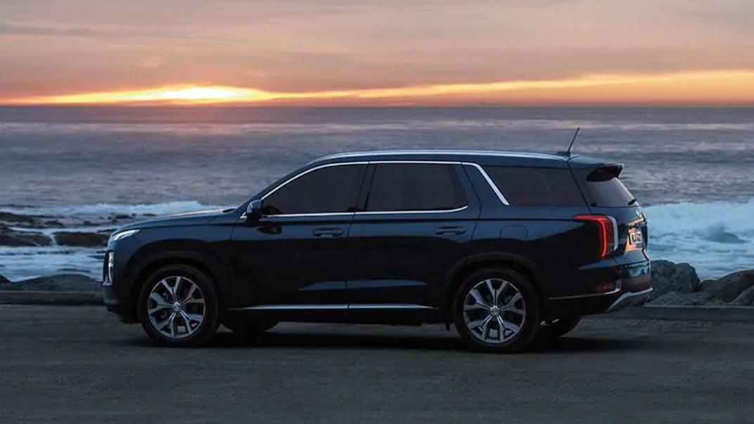 2021 Hyundai Palisade Exterior 014