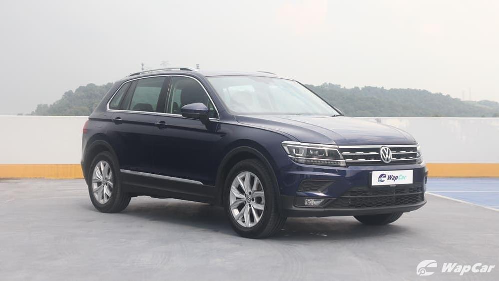 Volkswagen Tiguan 2019 Exterior 006