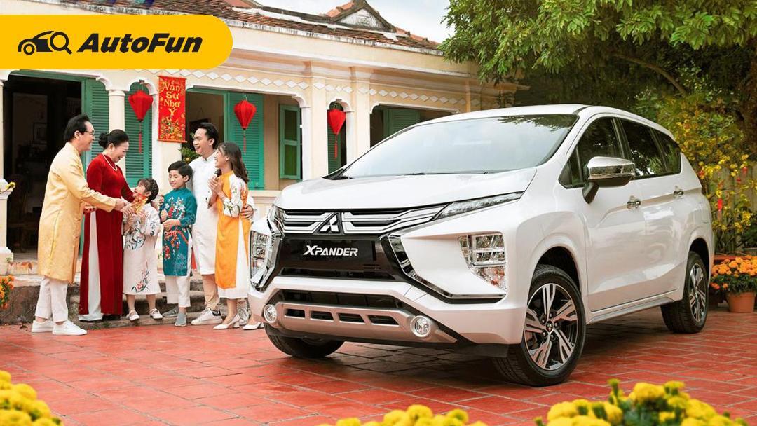 Tidak Cuma Laris di Indonesia, Penjualan Mitsubishi Xpander di Mancanegara Kalahkan Toyota Avanza dan Innova 01