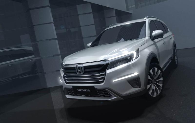 Honda Elevate 2021 -1