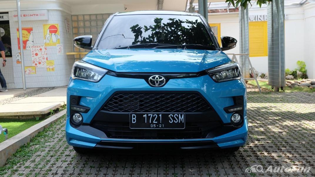 2021 Toyota Raize Exterior 009