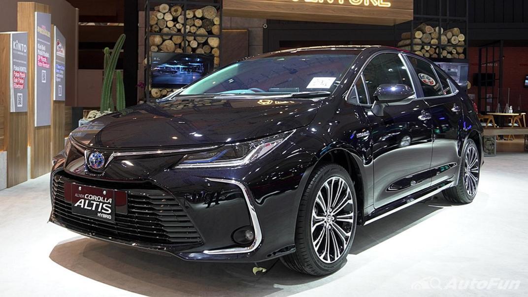2021 Toyota Corolla Altis Exterior 001