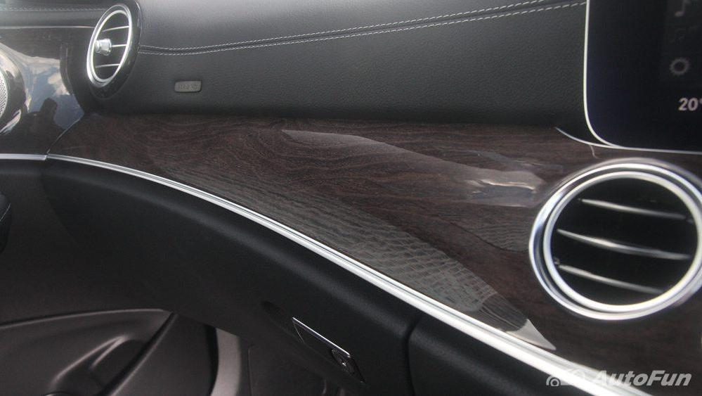 Mercedes-Benz E-Class 2019 Interior 019