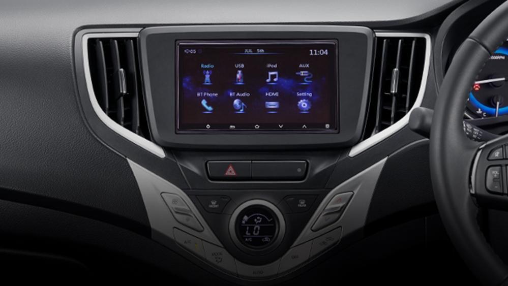 Suzuki Baleno 2019 Interior 005