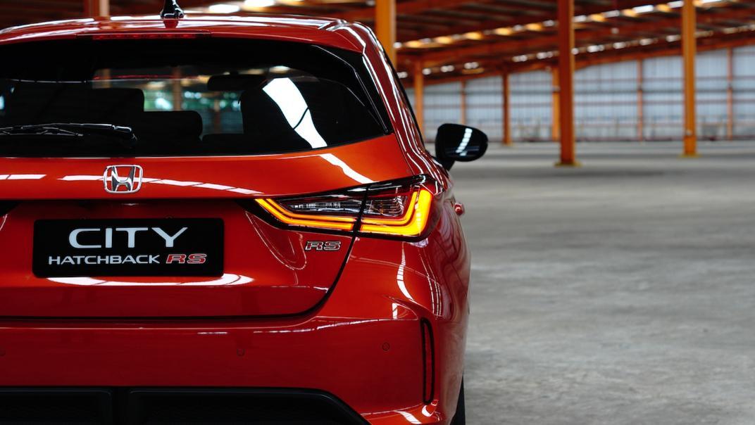 2021 Honda City Hatchback Exterior 015