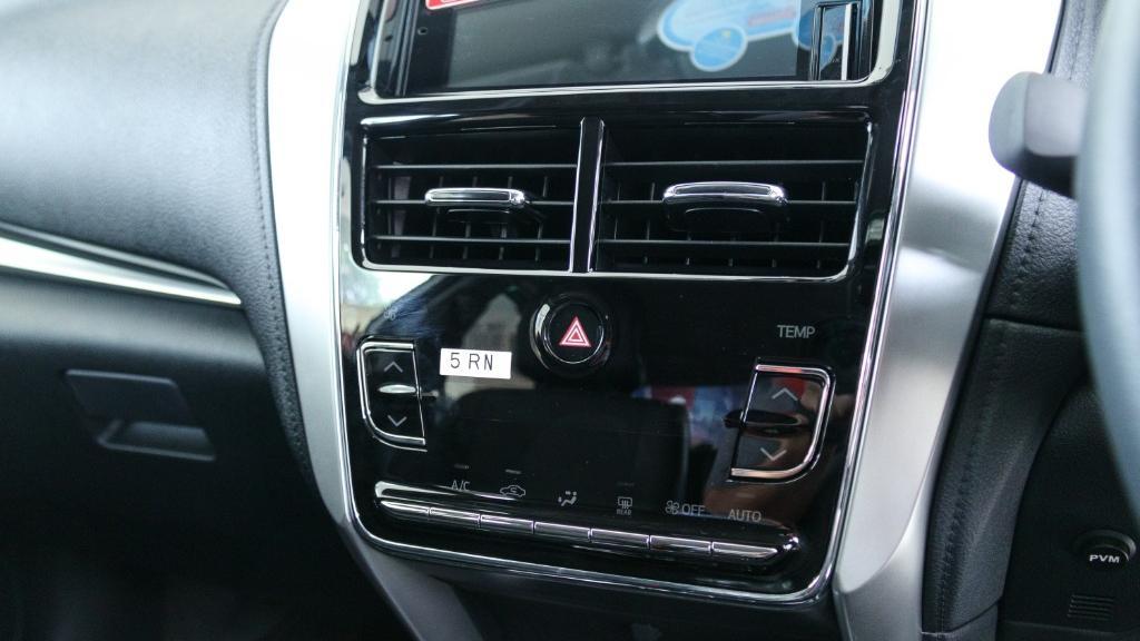 Toyota Vios 2019 Interior 012