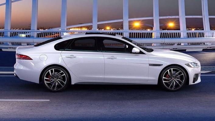 Jaguar XF 2019 Exterior 004