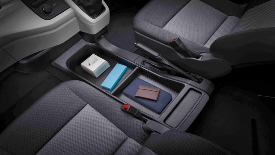 Toyota Hiace 2019 Interior 006