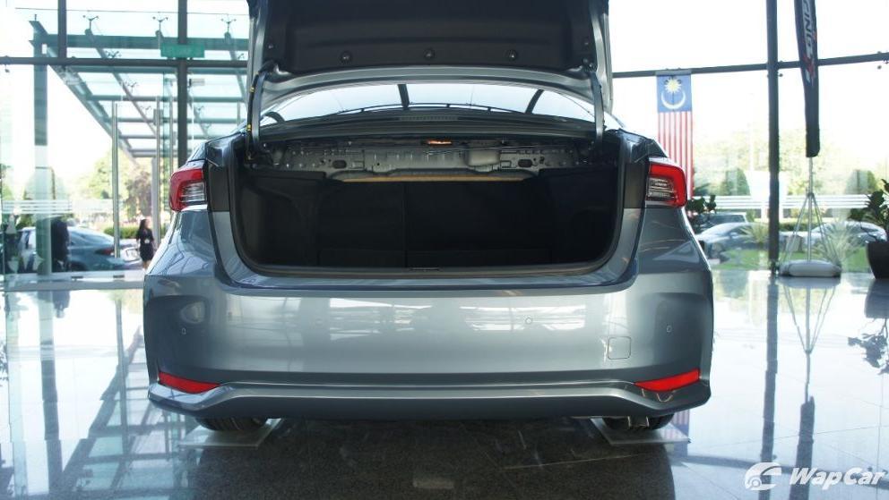 Toyota Corolla Altis 2019 Interior 036