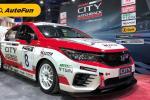 Thailand Sudah Pakai Honda City Hatchback Untuk Balapan. Kenapa di Sini Masih Pakai Honda Jazz?