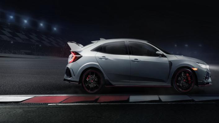 Honda Civic Type R 6-Speed MT Exterior 002
