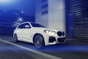 Titisan BMW M, Varian Baru BMW X3 xDrive30i M Sport Punya Mesin Paling Perkasa