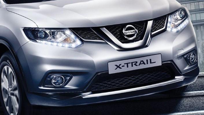 Nissan X Trail 2019 Exterior 004