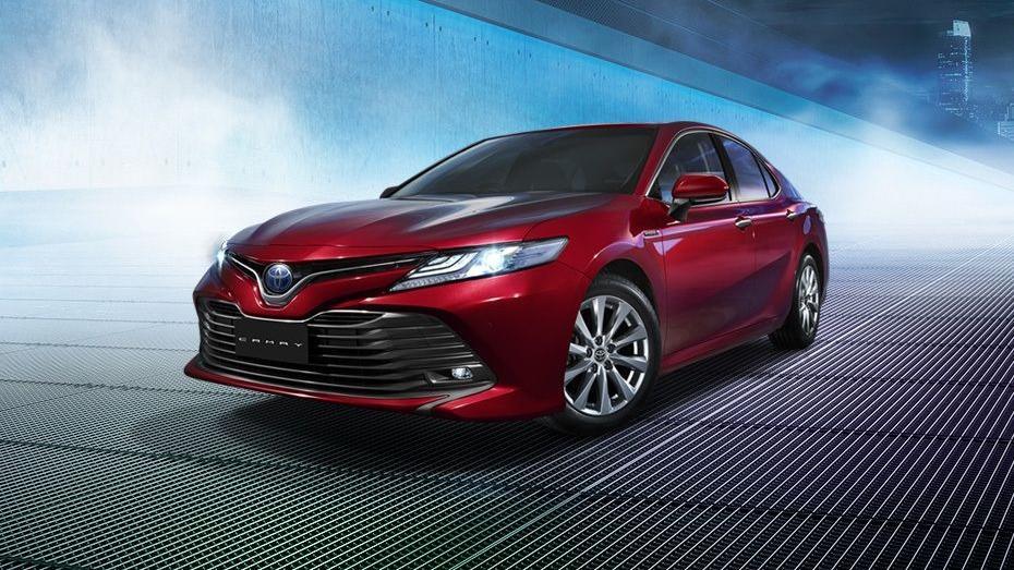 Toyota Camry 2019 Exterior 053