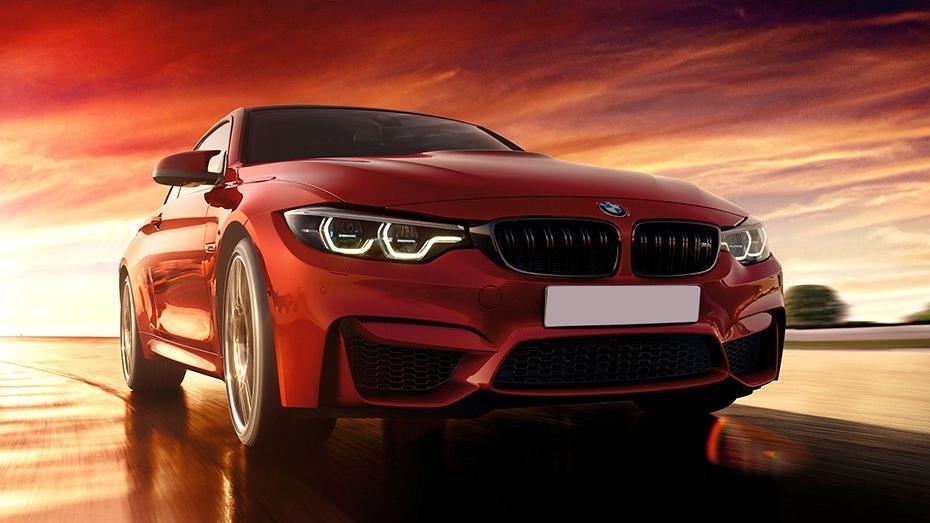 BMW M4 Coupe 2019 Exterior 003