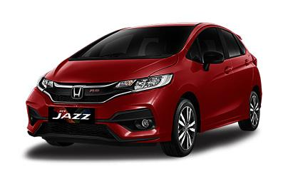 Honda Jazz MT