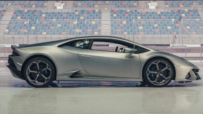 Lamborghini Huracan 2019 Exterior 007