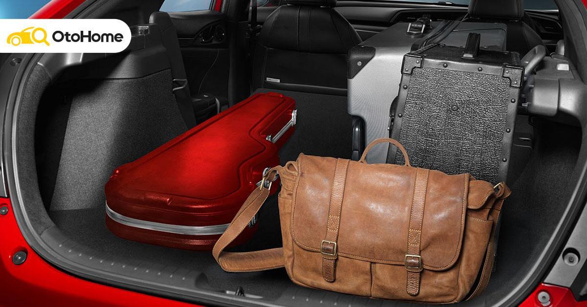 Melihat Ruang Kepraktisan Honda Civic Hatchback, Sempit Atau Lega? 01