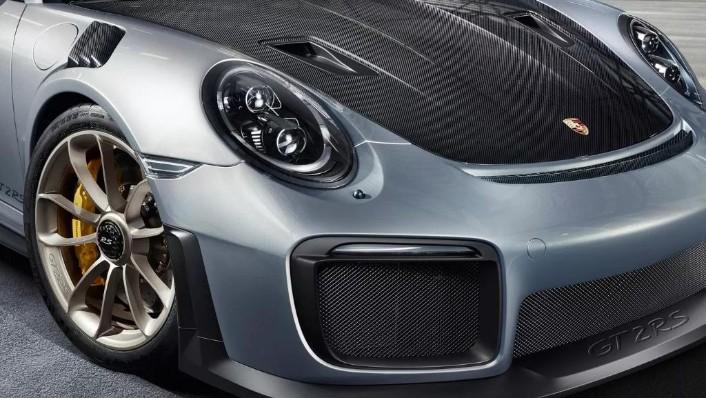 Porsche 911 2019 Exterior 004