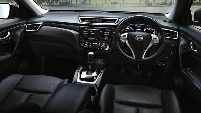 Nissan X Trail 2019 Interior 001