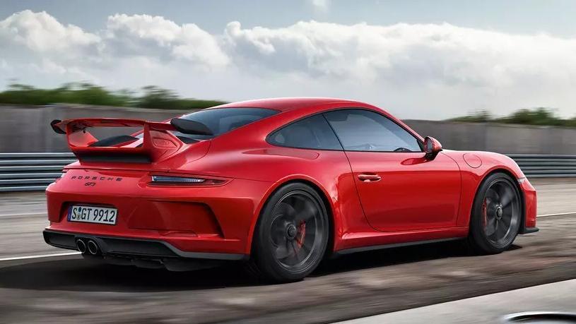 Porsche 911 2019 Exterior 024