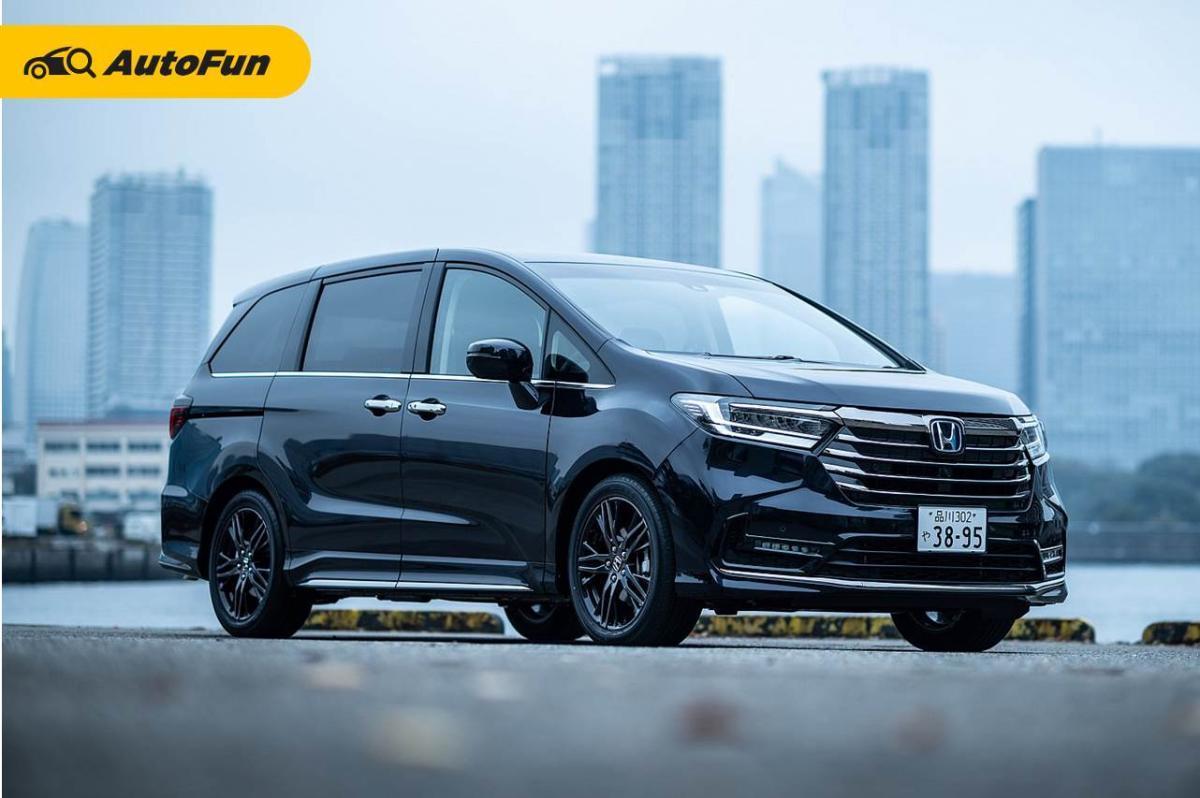Honda Odyssey 2021 JDM