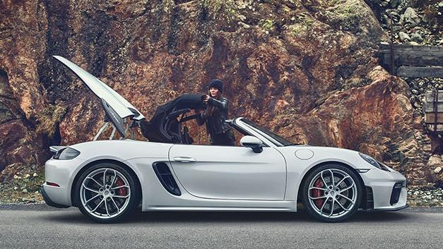 Porsche 718 2019 Exterior 004