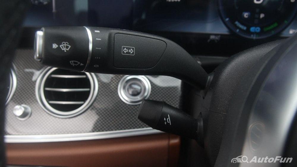 Mercedes-Benz E-Class 2019 Interior 074