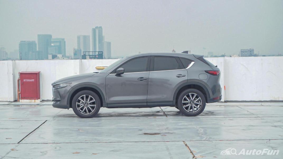 Mazda CX 5 Elite Exterior 008