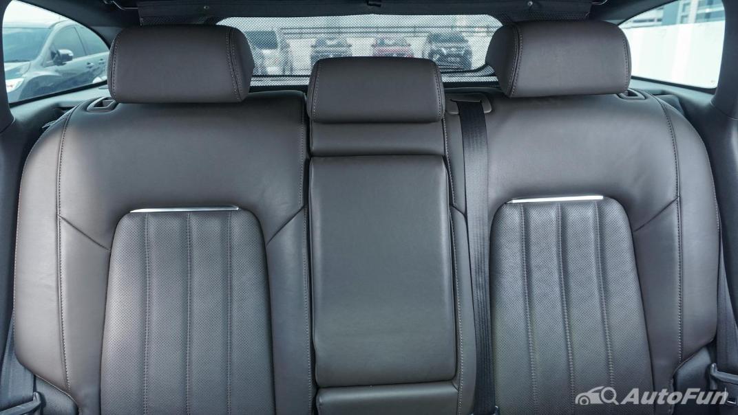 Mazda 6 Elite Estate Interior 054