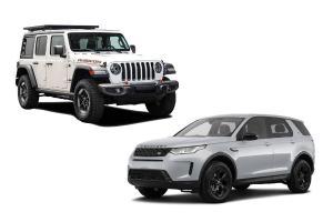 Jeep Wrangler JL dan Land Rover Discovery Sport, Mana yang Punya Interior Terbaik?