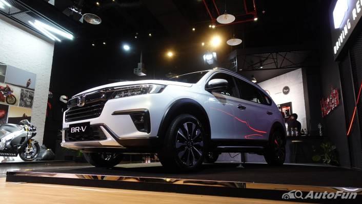 2022 Honda BR-V Exterior 001