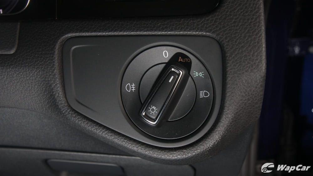 Volkswagen Golf 2019 Interior 022