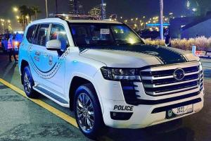 Toyota Land Cruiser 300 Langsung jadi Mobil Polisi Dubai, Rese di Jalan Siap-Siap Diterjang!