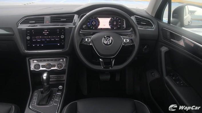 Volkswagen Tiguan 2019 Interior 003