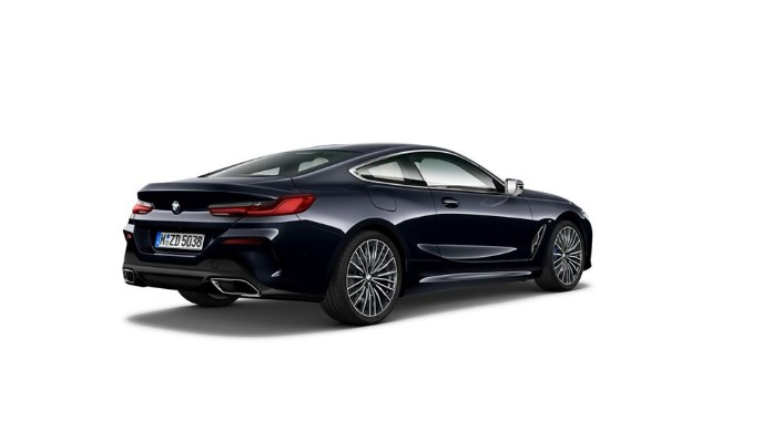 BMW 8 Series Coupe 2019 Exterior 007