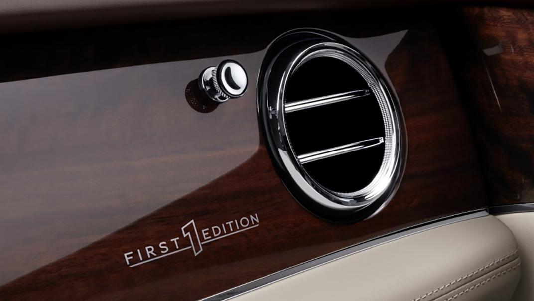 Bentley Bentayga 2019 Interior 003