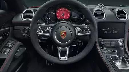 Porsche 718 2019 Interior 014
