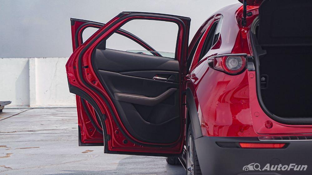 Mazda CX 30 GT Exterior 039