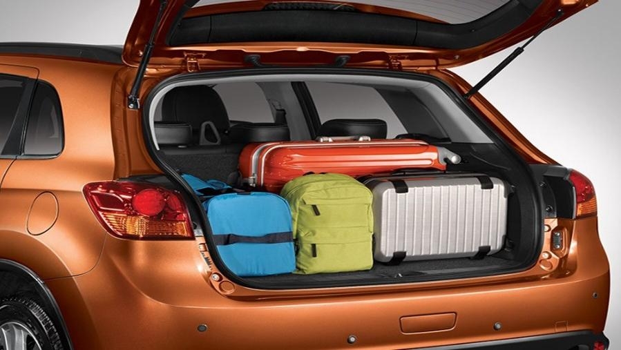 Mitsubishi Outlander Sport 2019 Interior 008