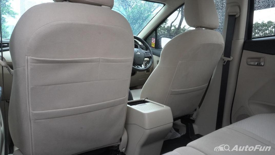 2020 Mitsubishi Xpander Ultimate A/T Interior 038