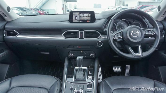 Mazda CX 5 Elite Interior 005