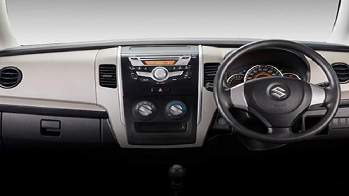 Suzuki Karimun Wagon R 2019 Interior 001
