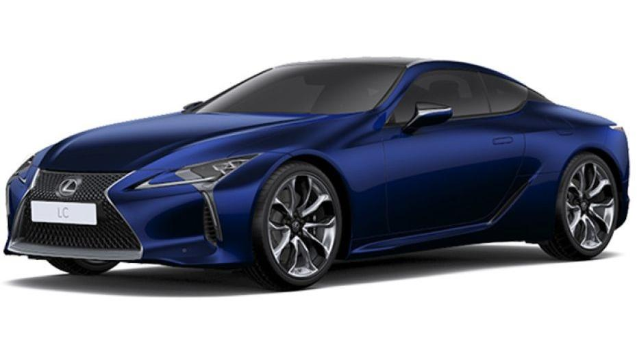 Lexus LC 2019 Others 008
