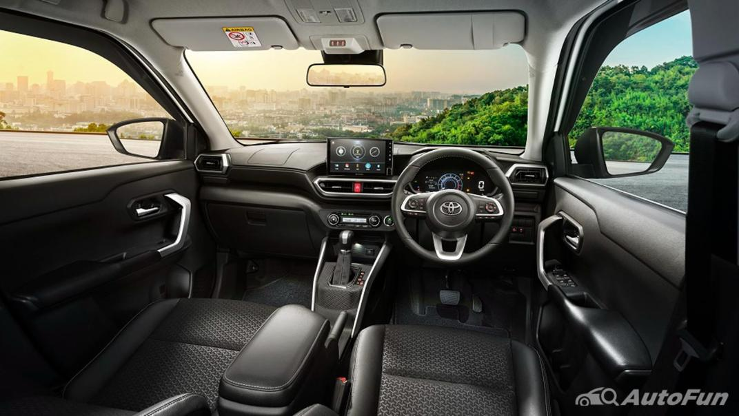2021 Toyota Raize Interior 026