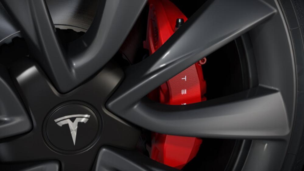Tesla Model 3 2019 Exterior 006