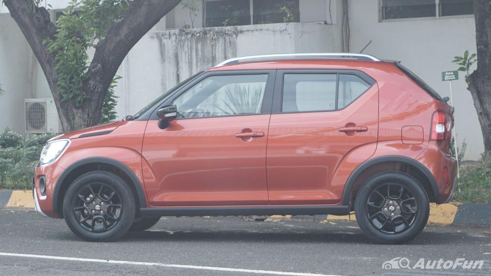 Suzuki Ignis GX AGS Exterior 014