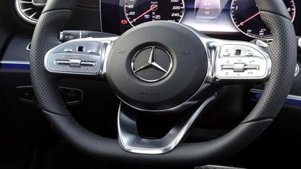 Mercedes-Benz CLS-Class 2019 Interior 005